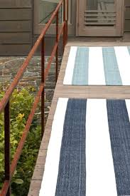 Navy And White Outdoor Rug Blue And White Striped Rug Charming Navy Stripe Outdoor Rug Dash