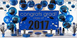 graduation party supplies royal blue party decorations decoration image ideas