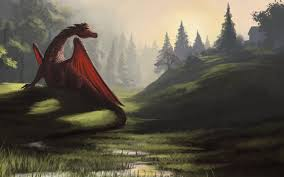 free dragon art wallpaper download wallpaper art dragon nature