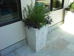 Concrete Planters Molds Concrete Ideas For Walls U2014 Home Design And Decor
