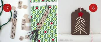 roundup 10 unique diy holiday gift tag ideas curbly