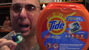 Challenge Do You Tie The End I Take The Tide Pod Challenge