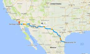 map usa mexico border two brothers plan to document stories from the us and mexico border