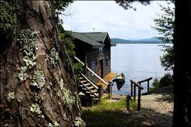 Luxury Cottage Rental by Private Adirondack Luxury Lodge Rental Adirondack Waterfront