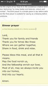 the 25 best dinner prayer ideas on thanksgiving