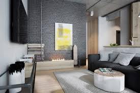 industrial homes minimalist decor home interior home design