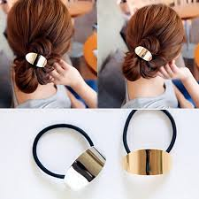 ponytail holder buy metal ponytail holder and get free shipping on aliexpress
