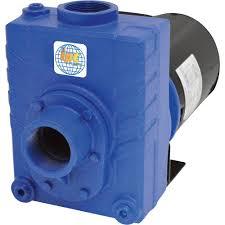 ipt cast iron self priming centrifugal water pump u2014 125 gpm 2 hp