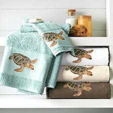 beach themed bath towels beach bathroom themed bathroom decor