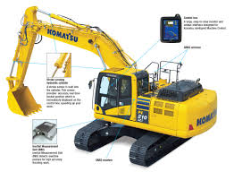 komatsu launches semi automatic pc210lci 10 excavator cuts