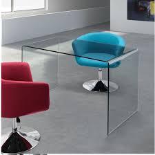 Glass Office Desk Top 8 Modern Glass Writing Desks For A Luxurious Office