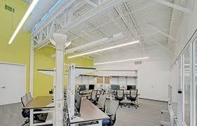 Interior Solutions Inc Avid Solutions Upgrades To Intelligent Lighting From Cree