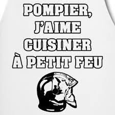 j aime cuisiner pompiers chacun t shirt chacun bon mot