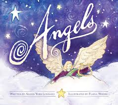 angels children u0027s book by alexis york lumbard illustrated by