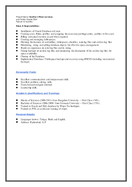 Resume Wording Examples by Dba Resumes Resume Cv Cover Letter