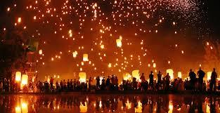 Festival Of Lights Thailand Celebrating Festivals Of Light Around The World Rituals Enjoy