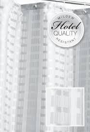 Hotel Quality Shower Curtains Boxstripe Shower Curtain Robert Green Australia S Leading