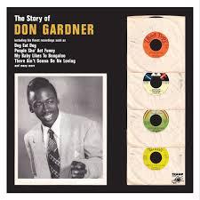 Don Gardner by Don Gardner Tighten Up Your Love Bone Kudos Records