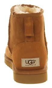 s ugg australia chestnut mini boots ugg mini boots chestnut suede ankle boots