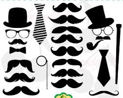 mustache party how to make clip on party necktie search s black tie
