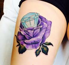 tattoo old school diamond collection of 25 traditional diamond and roses tattoos