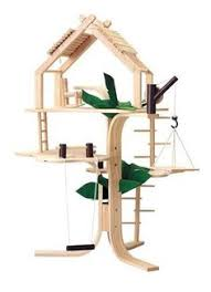 Plan Toys Garage Reviews by Les Zamiloo Tree House From Djeco Awesome Wooden Tree House