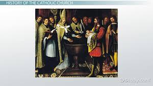 The   Catholic Sacraments  Definition  amp  History   Video  amp  Lesson