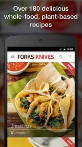 forks knives recipes android apps on play