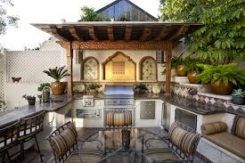 ideas for outdoor kitchens outdoor kitchen pictures design ideas best 25 outdoor kitchen