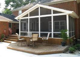 covered front porch plans screened in front porch ideas