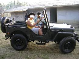 kia military jeep flatfender 1952 willys jeepster specs photos modification info