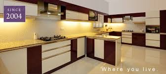 kerala home interiors design modular kitchen packages by d u0027life