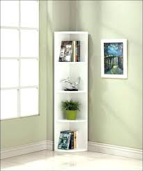 Corner Bookcase Ideas Fashionable Living Room Corner Shelf Simple Living Room Shelving