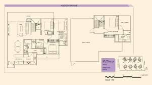 4 bed floor plans penthouse 4 bed parc olympia
