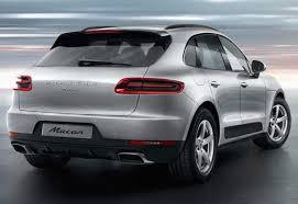 porsche macan base porsche reveals base model macan car carsguide
