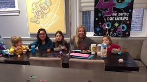 A QA With A Cultural Care Au Pair Chicago Host Family Bump Club - Aupair care family room