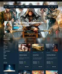 ja playstore responsive joomla template for game shops joomla