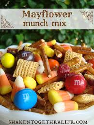 Thanksgiving Trail Mix 25 Thanksgiving Crafts For Kids Yesterday On Tuesday
