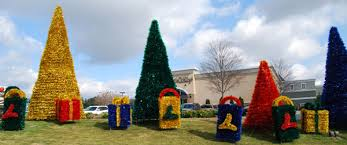 outdoor decorations commercial outdoor christmas decorations and exterior decor