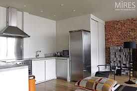cuisine americaine appartement cuisine ouverte moderne c0121 mires