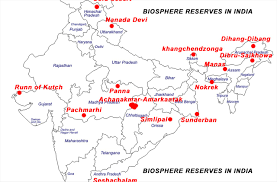 Maryland On A Map Biosphere Reserves In India On A Map Youtube