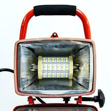 led flood light replacement led replacement bulb for halogen l thesavvybrokers club