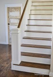 How To Build A Staircase Banister How We Built Our Custom Newel Posts Tutorial Newel Posts