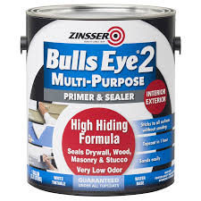 shop zinsser bulls eye 2 interior exterior latex primer actual