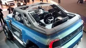 ford troller 2016 концепт troller t4 xtreme будущий ford bronco motorglobe