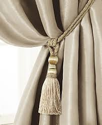 Curtain Tie Backs For Curtain Tie Backs Shop For And Buy Curtain Tie Backs Macy S