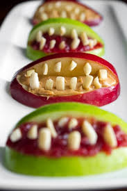 Easy Healthy Halloween Snack Ideas Cute Halloween Fruit And 39 Best Paleo Halloween Images On Pinterest Halloween Foods