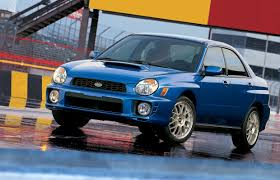 looking back at subaru u0027s rally rocket known as the wrx driving