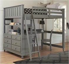 Bed Loft With Desk Plans by Best 25 Loft Bed Desk Ideas On Pinterest Bunk Bed With Desk