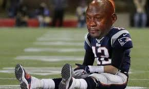 Tom Brady Crying Meme - bradying crying michael jordan tom brady know your meme
